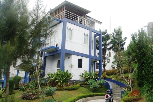 Villa Northwich Kota Bunga Puncak - Cipanas
